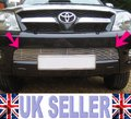 View Item Toyota Hilux Mk6 Chrome Lower Bumper Billet Grille